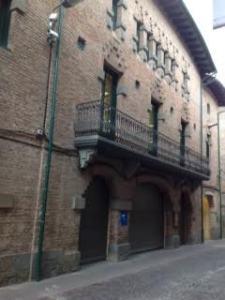 Vista del Teatre Eliseu de Roda de Ter (Foto: Aina Salés Datsira)