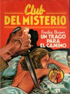 """Portada de la novel·la """"Un trago para el camino"""""""